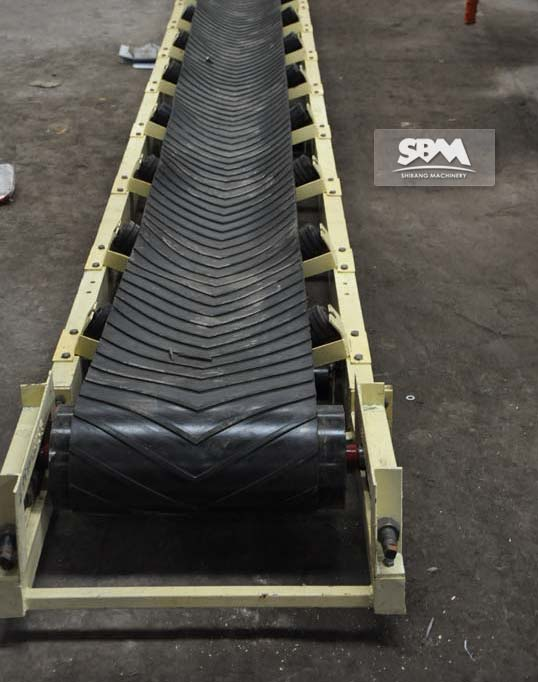 Spare Parts For Belt Conveyor Pictures Sbm