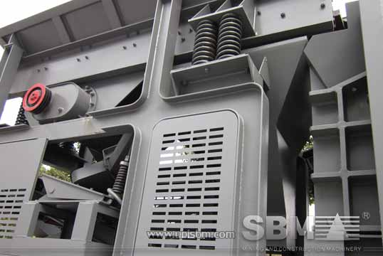 Portable Cone Crusher details