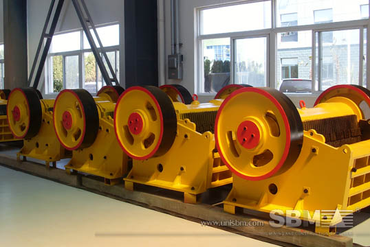 JC Jaw crusher for sale