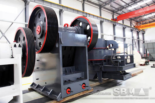 Jaw crusher pictures