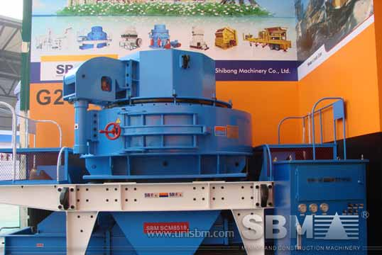 vsi crusher gallery