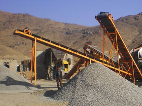 Jaw crusher project