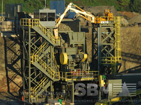 hammer crusher application in quarry crushing plant
