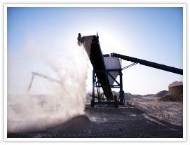 ore processing equipment